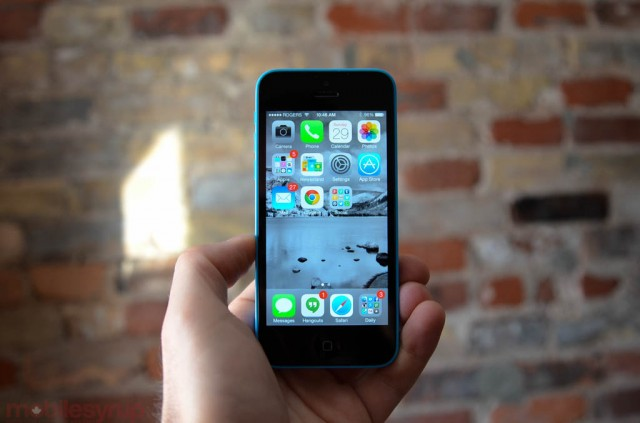iPhone 6 may have a Galaxy-sized display, but the 4-inch iPhone isn't going anywhere