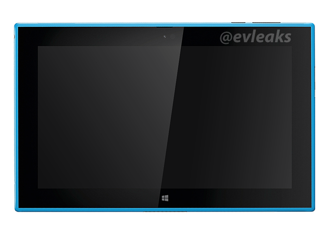 Nokia Lumia 2520 10.1-inch tablet leaks online in Cyan and Red!