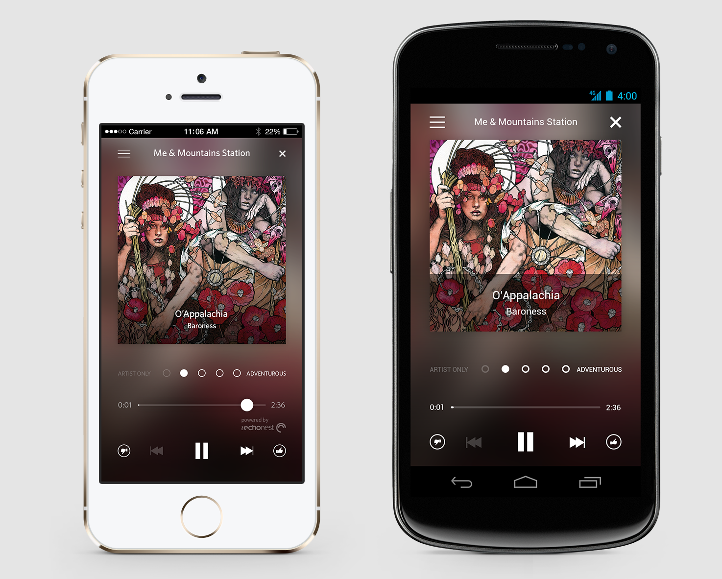 Rdio ups the streaming music ante, brings unlimited free listening to mobile users