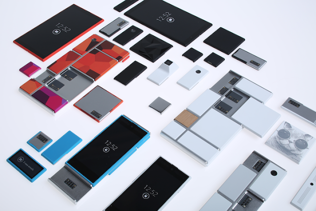 Motorola announces Ara, a modular, open and upgradeable smartphone hardware platform