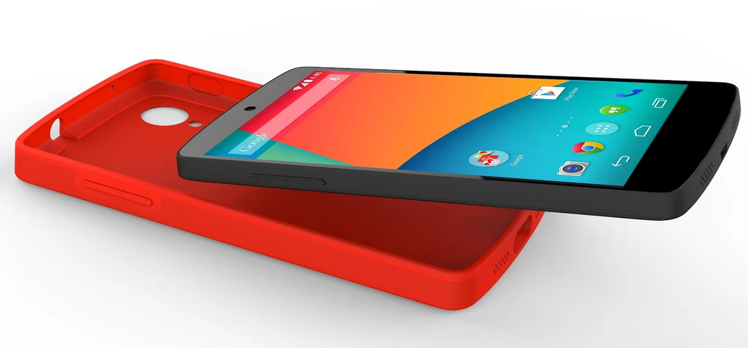 Google shows off its official Nexus 5 accessories, and we take a look at some third-party cases