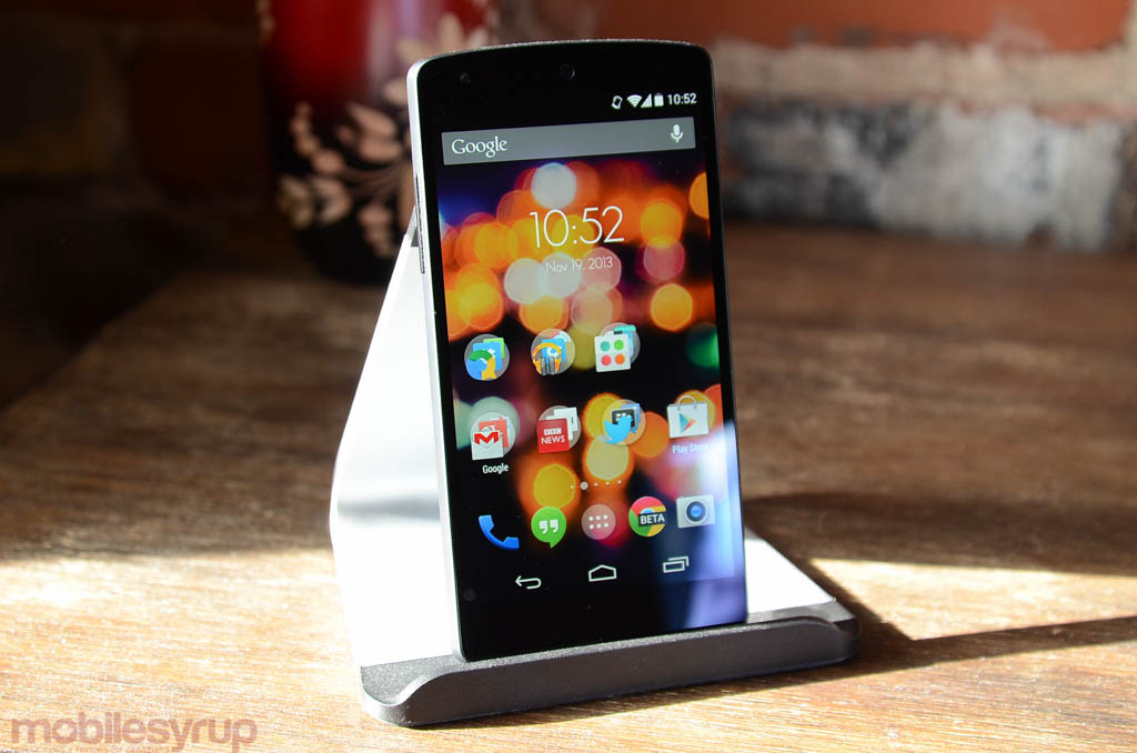 What It Needs: Nexus X