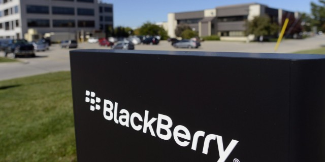 BlackBerry office logo