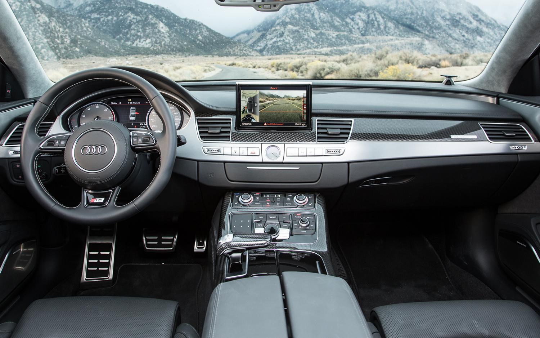 Google Auto Link Audi S8