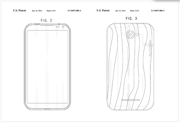 Samsung patent filing shows buttonless device and possible ...