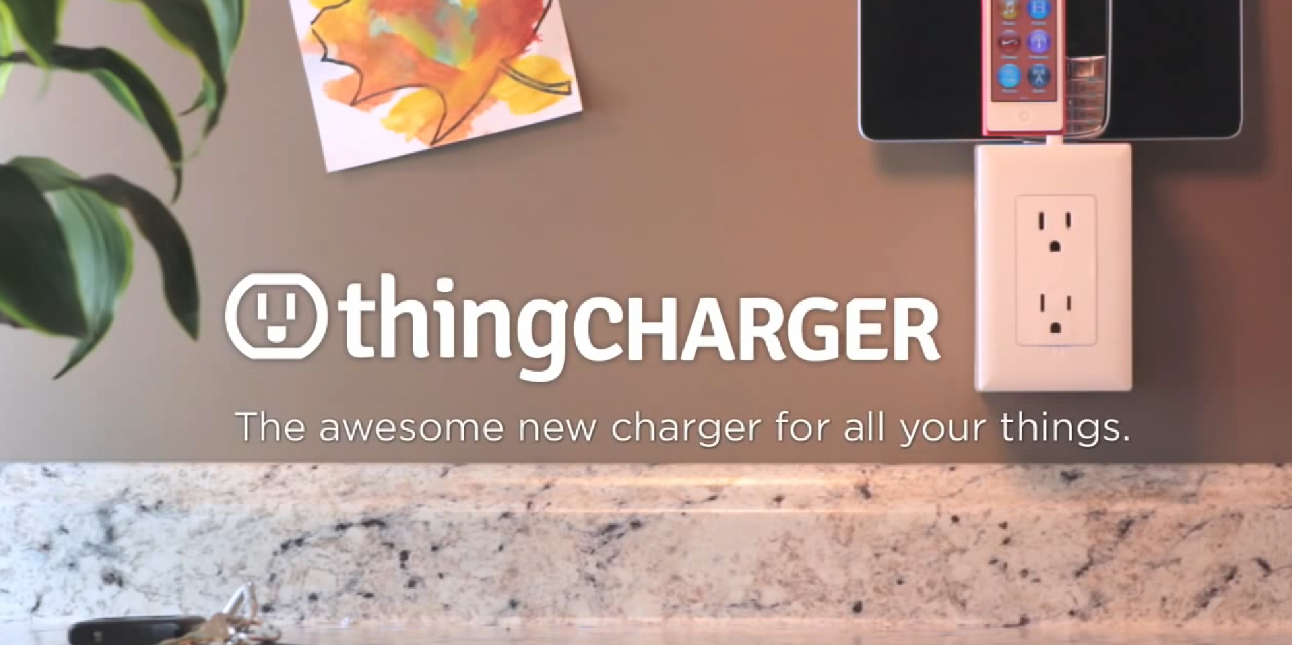 This Week in Crowdfunding: thingCHARGER, Octofire, ERI