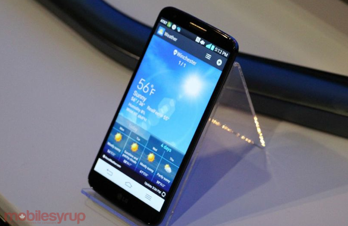 LG G Flex launching in the United States and Europe, no plans yet for Canada