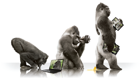 '3D' Gorilla Glass coming this year