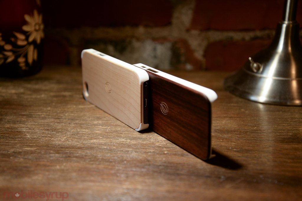 Bloom promises sustainable wood iPhone 5s cases made in Canada