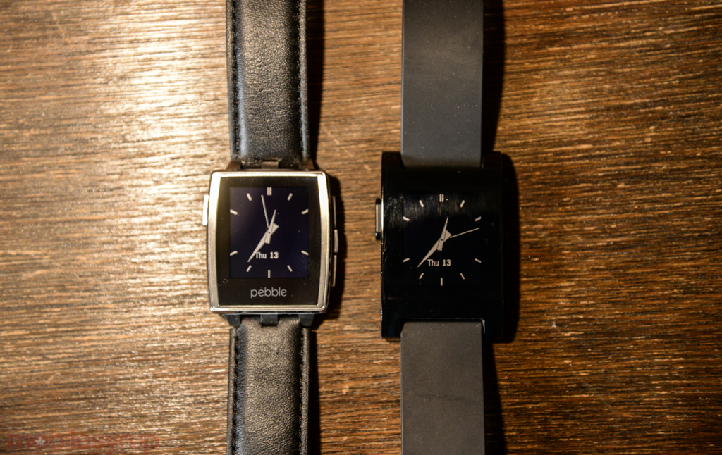 Pebble firmware 2.1 now available, improves Bluetooth reliability and lots more