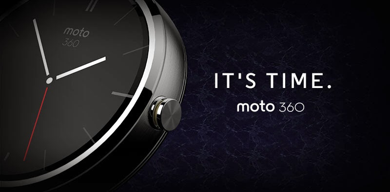 Here's what we know about Android Wear and the Moto 360 smartwatch