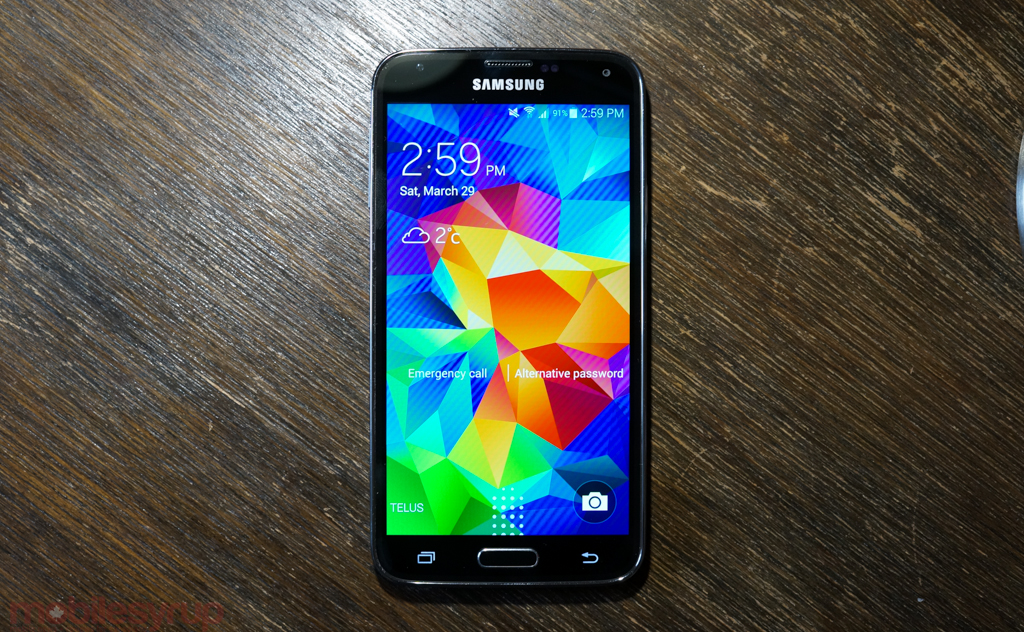 Samsung Galaxy S5 update to Android 5 1 1 now available to download