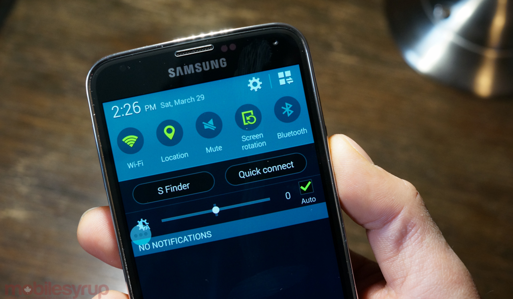It's easy to root your new Galaxy S5 with Chainfire's Auto-root tool