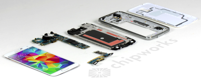 Samsung Galaxy S5 teardown proves it's a lot more than just a bigger S4