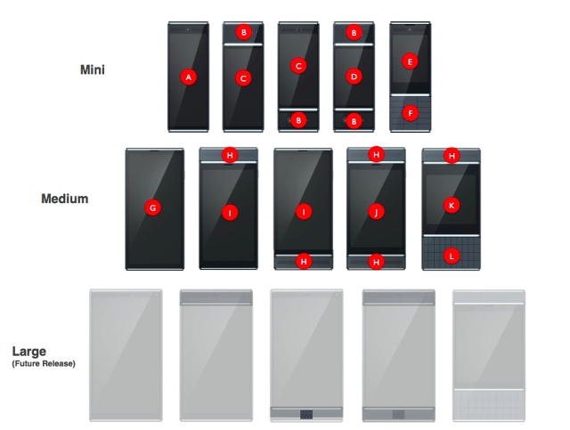 Google releases developer guidelines for Project Ara's modular parts