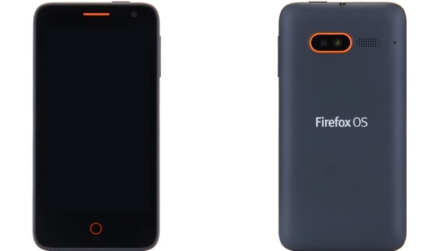 FireFox OS Flame smartphone