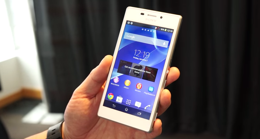 Sony Xperia M2 now available at Fido and Rogers