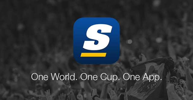 theScore World Cup app