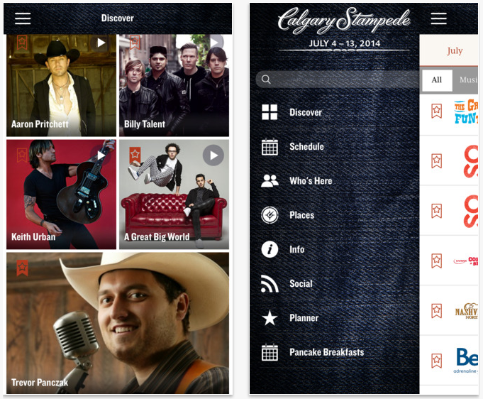 Calgary Stampede Starts Today Download The Official