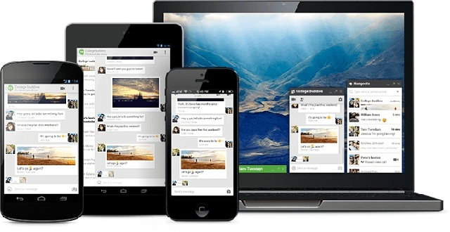 Google Hangouts for Google Apps for Business