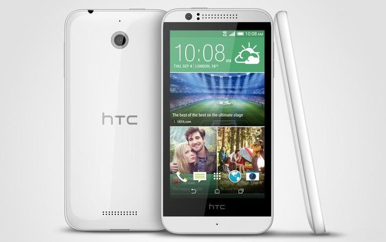 HTC Desire 510 3V White