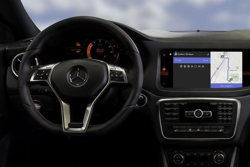 QNX in the middle of ongoing in-car mobile device integration evolution