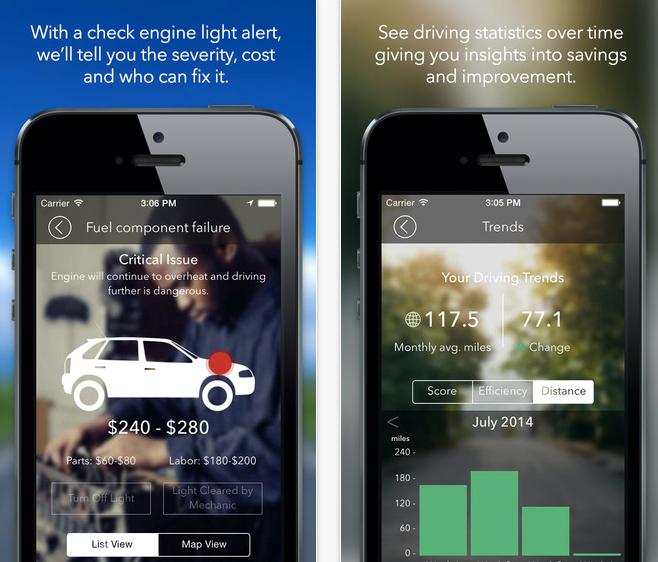 Dash app for iOS