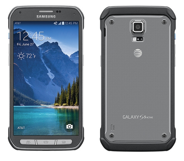 TELUS to launch the Samsung Galaxy S5 Active | MobileSyrup