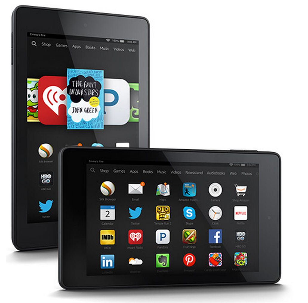 amazon unveils pocket sized kindle fire hd 6 and refreshed fire hd 7