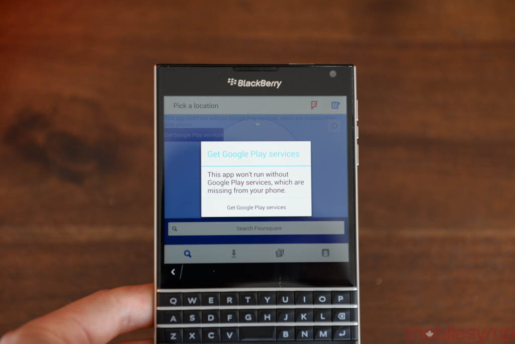 BlackBerry Passport review | MobileSyrup