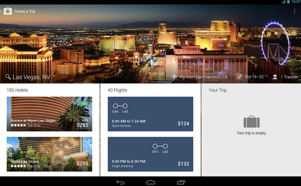 Expedia App Hotel Ca