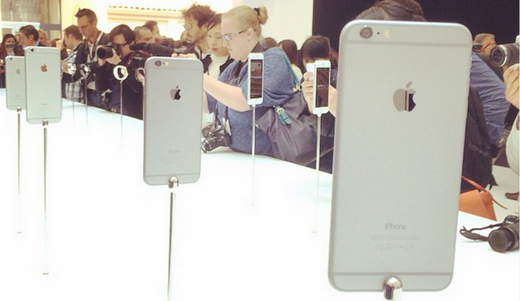Canadian carriers start iPhone 6 and iPhone 6 Plus pre-orders on