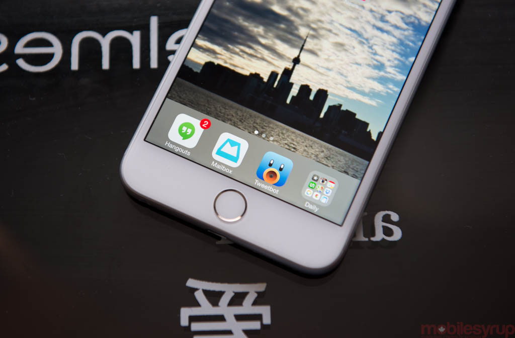 iPhone 6 Plus hands on