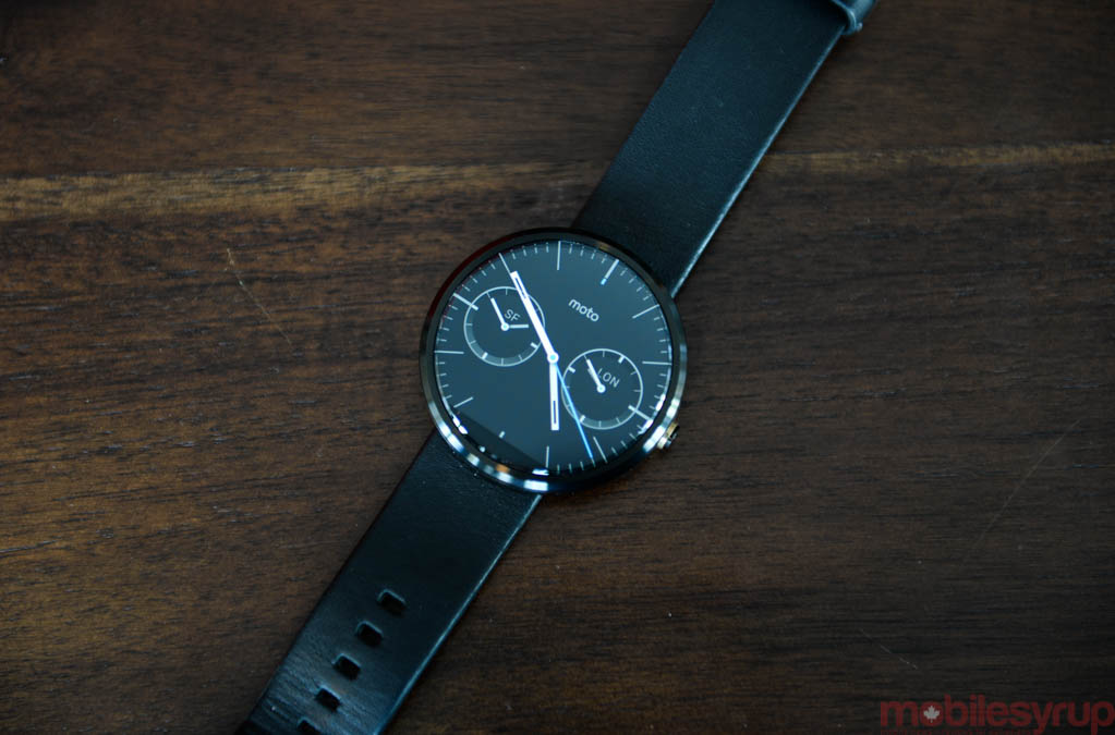 Study: 3% of Canadians already own a smartwatch