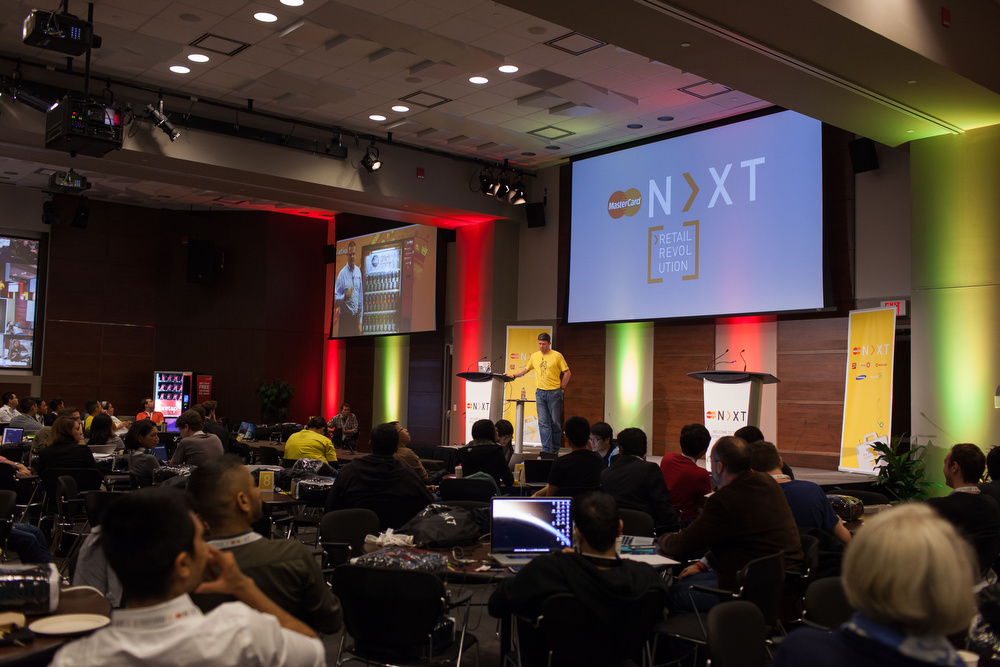 MasterCard N>XT Hackathon