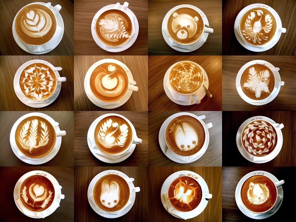Project Latte art