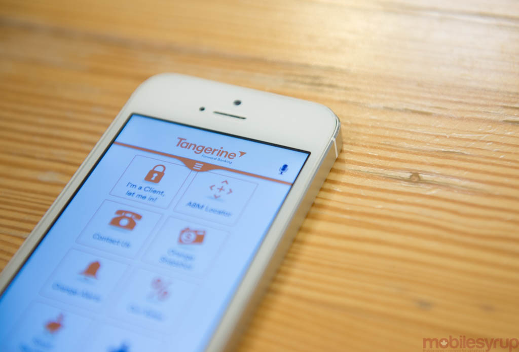Tangerine adding Touch ID support to iOS app, promises cross