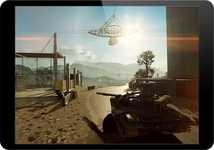 Battlefield 4 for iOS