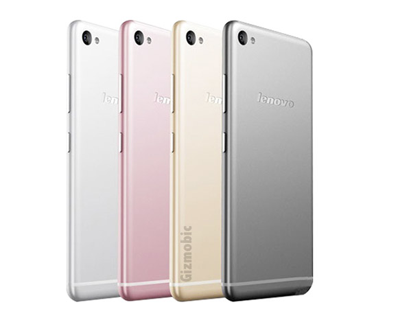 Lenovo's S90 Sisley is a blatant copy of the iPhone 6