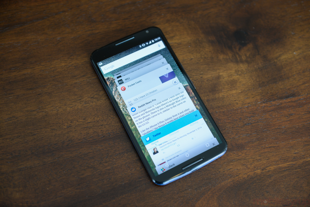 Nexus 6 review | MobileSyrup