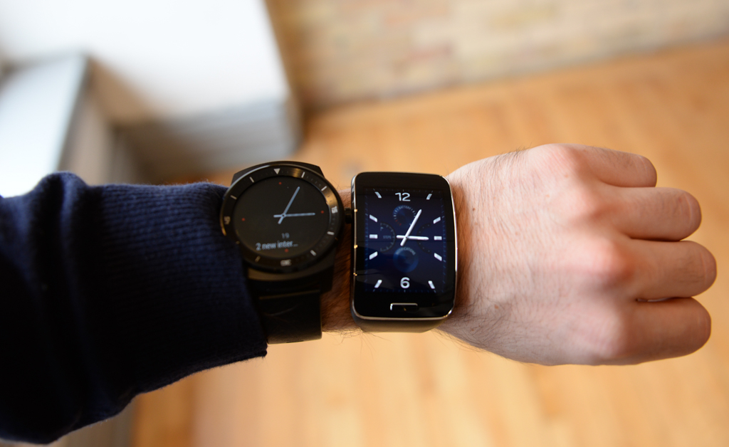 How Samsung will utilize the rotating ring on its round smartwatch