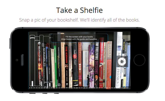 BitLit shelfie app