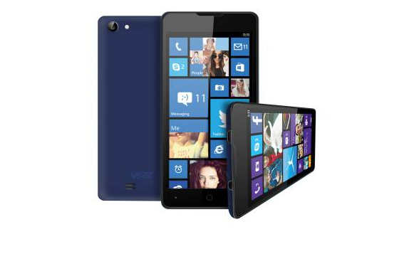 Microsoft Canada launches the Yezz Billy 4.7 for $199 off-contract