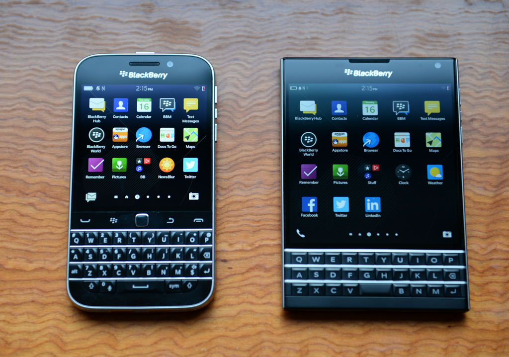 BlackBerry Classic review | MobileSyrup