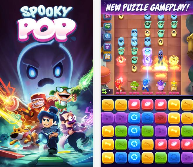 Spooky Pop iOS