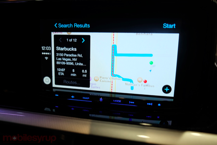 CarPlay and Android Auto2