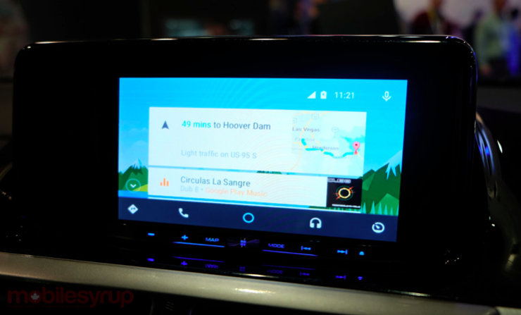 CarPlay and Android Auto3