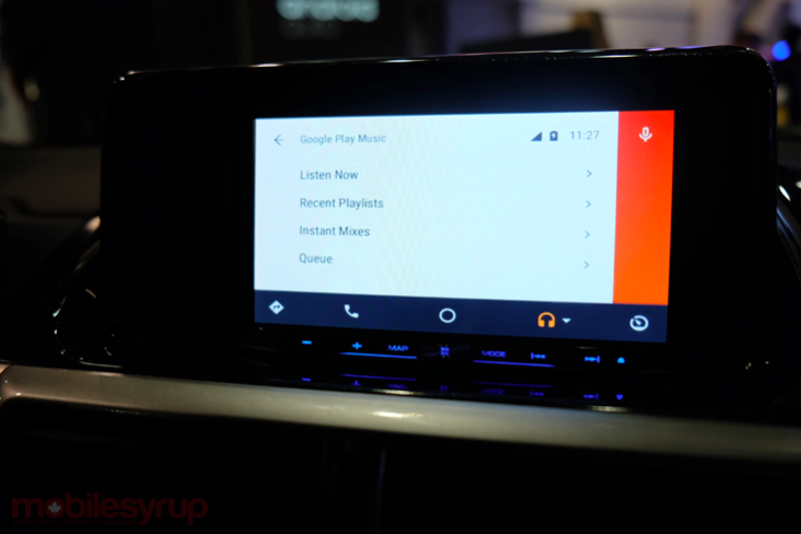 CarPlay and Android Auto4