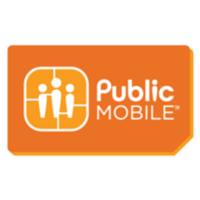 public mobile new logo