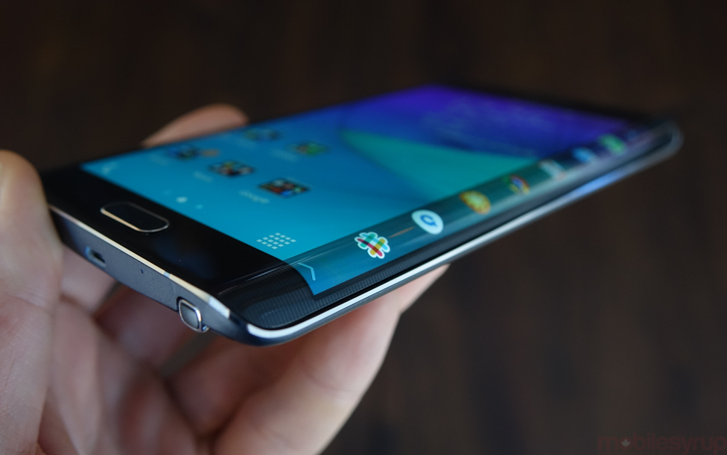 Samsung Patents the Mobile with Dual Display